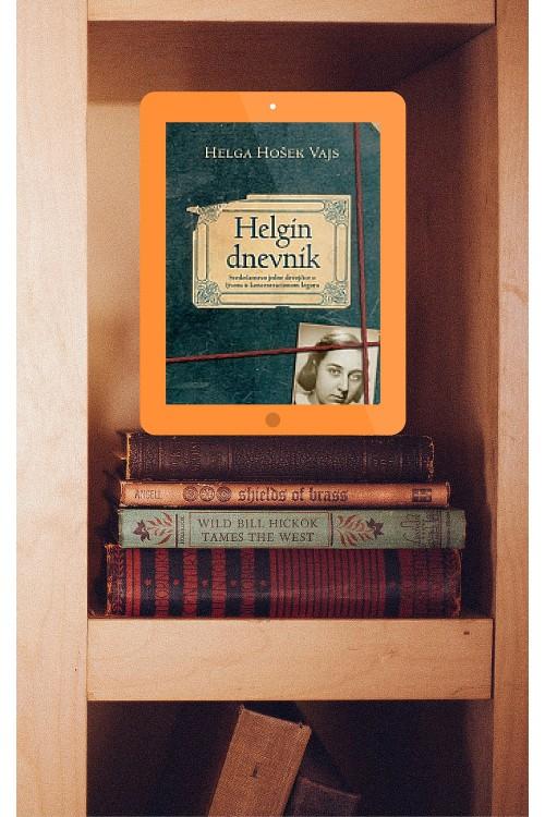 RASPRODATO Helgin dnevnik + minđuše